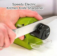Speedy Electric Kitchen Knife Sharpener Multifunction Swifty Sharp Smart Sharp