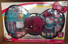 Hello Kitty Super Cute Mini Stationery Set / 5 Sets