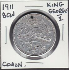 1911 BCW King George V Coronation Medal