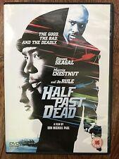 Steven Seagal Ja Rule HALF PAST DEAD | Prison-Based Martial Arts Action | UK DVD