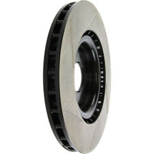 StopTech 126.61041SL Sport Slotted Brake Rotor; Front Left