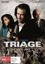 Triage - Action / Drama / Thriller / War - Colin Farrell - NEW DVD