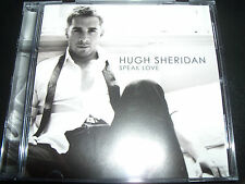 Hugh Sheridan Speak Love CD Packed To The Rafters - New