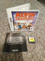 Alvin & The Chipmunks - Nintendo DS/3DS Game - Private Seller - FREE P&P!