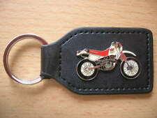 PORTACHIAVI YAMAHA TT 600 tt600 rosso/bianco MODELLO 1993 MOTO ENDURO 0326