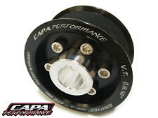 "Supercharger Pulley ZPE GripTec Vortech 3.12"" 8-Rib"