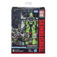 Transformers Generations: Studio Series 16 Deluxe Class Movie 3 Autobot Ratchet