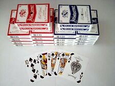 20 Decks (Large Face) Aristrocat Used Casino Playing Cards Free Shipping!