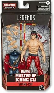 Spider-Man Marvel Legends 6-inch Shang Chi Action Figure Hasbro
