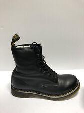 Dr Martens 1460 Womens Combat Boots Black Leather US11 M EUR43