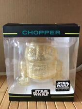 Funko Hikari Mini StarWars Chopper (Gold) *Smugglers Bounty Exclusive*