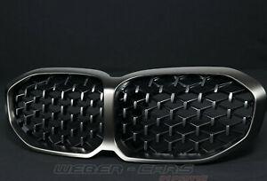 7450961 Calandre Cerium Gris M Package Pare-Chocs Neuf OEM BMW 1er F40 M 135i X
