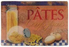 Orval Vidrio Francia Universal Placa picar Pastelería resistente al calor 30 cm X 20 Cm