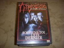 DVD CINEMA SOUVIENS TOI L'ETE DERNIER Jennifer HEWITT Michelle GELLAR 1998 97mn