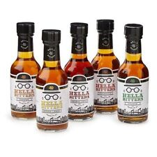 Hella Bitter Five Flavor Bar Bitters Set - 1.7 oz - 5 ct