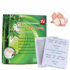 10PCS/Box Chinese Herbal Detox Foot Patch Detoxify Toxins  Foot Pad
