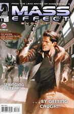 Mass Effect: Evolution #3 VF; Dark Horse | save on shipping - details inside