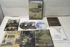 Empire Total War SPECIAL FORCES EDITION PC Game Computer