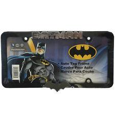 New Batman the Dark Knight Car Truck Heavy Duty Metal 3-D License Plate Frame