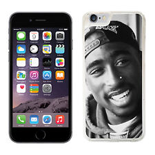Tupac 2pac Rap case fits Iphone 6 & 6s cover hard mobile (4) phone apple