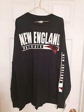 New England Patriots Shirt. Brand New. Long Sleeve. 2XLarge. Large Logo