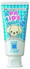 H&B Apagard Apa-Kids nanohydroxyapatite remineralizing toothpaste SB