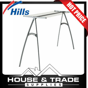 Hills Portable Clothes Line 170 17 Metres Drying Space Brand New