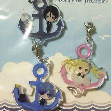 Black Butler Book of the Atlantic Acrylic Keychain Ciel Sebastian Elizabeth F/S