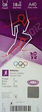 TICKET Olympia London 8.8.2012 Leichtathletik Athletics A40
