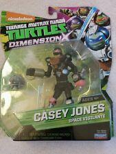 CASEY JONES Space Vigilante-- Nickelodeon TMNT Action Figure-Dimension