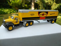 "DINKY MATCHBOX 1/87 YESTERYEAR MACK B61 TRACTOR TRAILER "" PENNZOIL "" MIB"