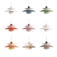 30/40 / 50cm modern ph5 mini pendant dimmable suspension lamp ceiling fixture