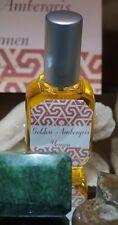 Golden Ambergris Tincture from Yemen 15 ml Natural Pheromones Aphrodisiac Parfum
