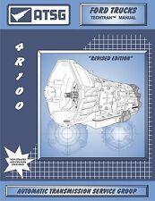 ATSG 36400EA 1999-Up Ford 4R100 Transmission Repair Manual