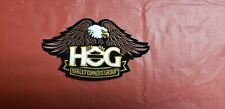 Harley Davidson HOG patche