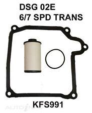 Auto Transmission Filter Kit AUDI A3 BUB V6 MPFI 8P 05-09  (02E trans)