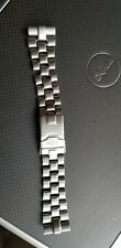 Breitling Titanium Bracelet Band 22mm 880E Chrono Avenger