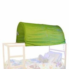 Kao Mart Bed Canopy Tent for Ikea Kura Bed Green