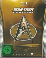 Star Trek Next Generation Season 2 Blu-Ray Deutsche Ausgabe