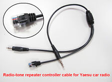 Radio-tone Repeater Cable adaptor for FT-1802 , FT-1807 , FT-2800M Yaesu Mobile