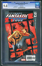 CGC 9.8-ULTIMATE FANTASTIC FOUR #23(2nd MARVEL ZOMBIES)AVENGERS/SPIDERMAN/X-MEN1
