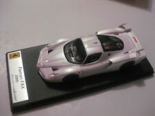 Look Smart  Ferrari FXX 2005 Pearl White 1:43 Neu in OVP LS159D