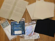 Counted Cross Stitch Fabric - Monza Cloth, Bookmark, Waste Canvas