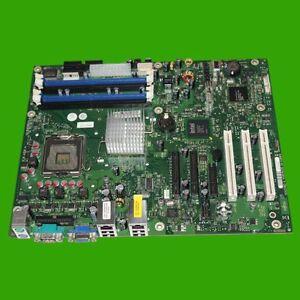 Fujitsu Mainboard / Systemboard TX 150 S6 Sockel 775 inkl. Blende D2559-A12 GS2