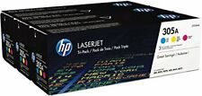 Toner HP Laserjet 305a - 3 Couleurs (cf370am)