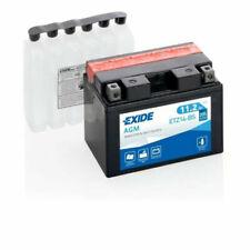 Exide YTZ14-BS 12V 14Ah Batterie AGM