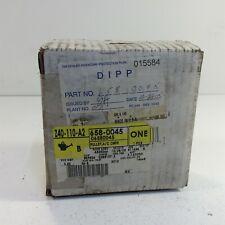 (1) Genuine GM 6580045 AC Compressor Pulley