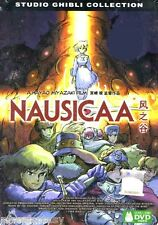 DVD Nausicaa  English Dub Tin Box Studio Ghibli Collection