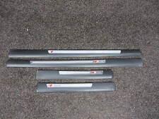 Original Audi A6 4F Set Einstiegsleisten S LINE SLINE Türleisten 4F0853373E EL2