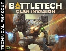 CAT35136 Catalyst Game Labs - BattleTech: Technical Readout Clan Invasion